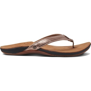 2019 Reef Womens Miss J-Bay Sandals / Flip Flops Rose Gold RF001241